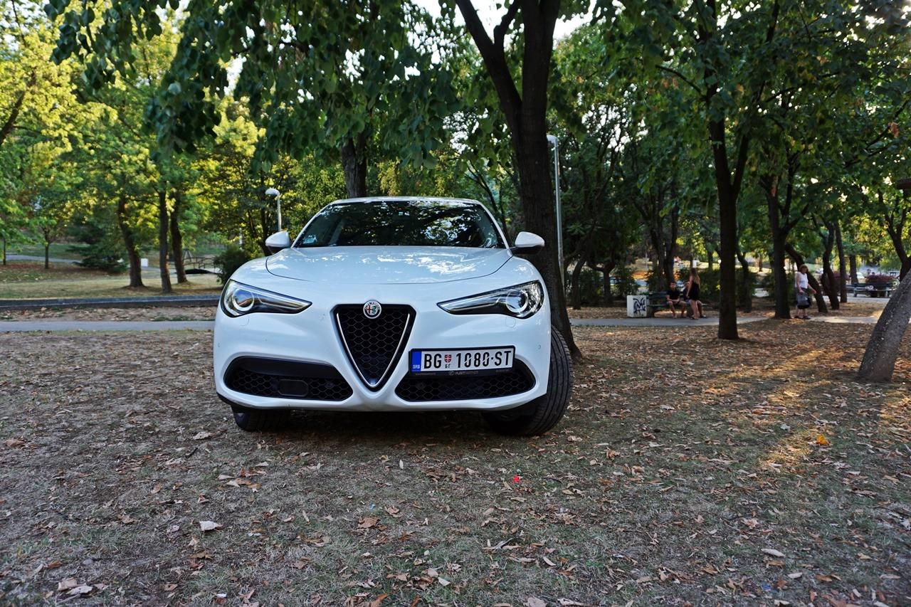 Alfa Romeo Stelvio 2.0 TB 280 ks AT8 Q4  – Proklete predrasude