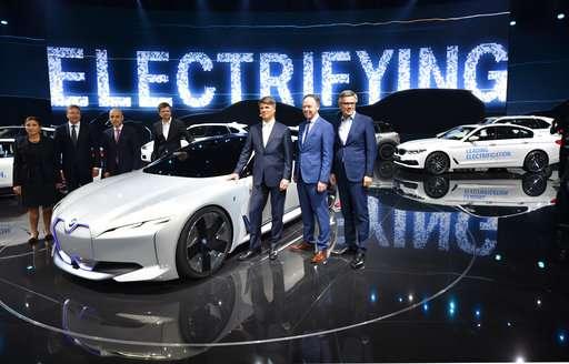 I BMW izrazio svoj stav o elektrifikaciji