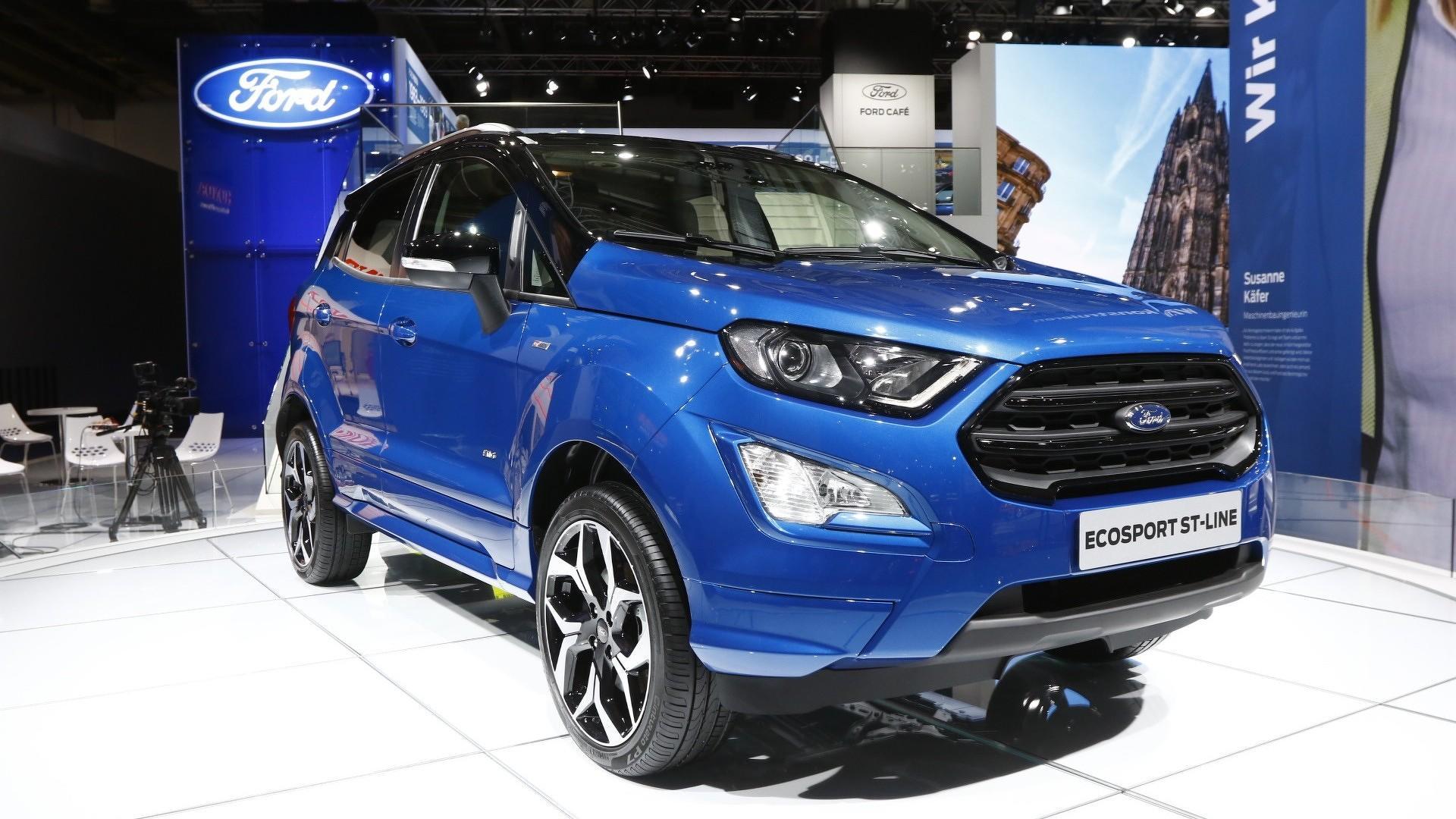 Ford EcoSport – ogromno poboljšanje (galerija)