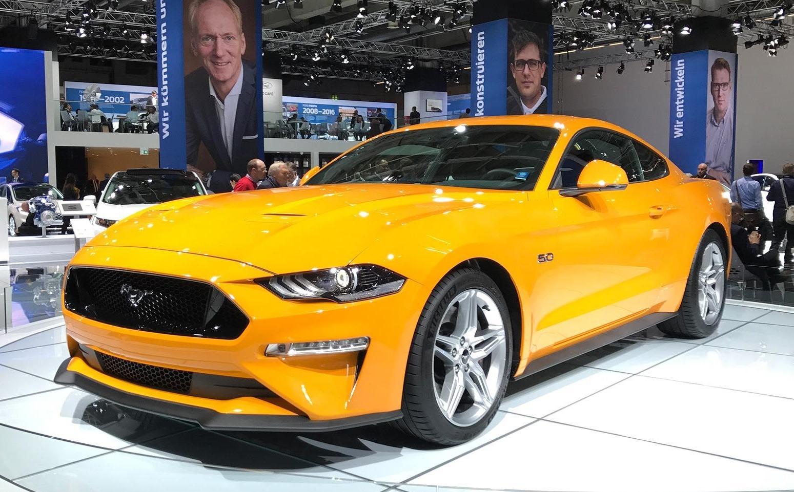 Ford Mustang – mada restilizacija, unapređenja su značajna (galerija)