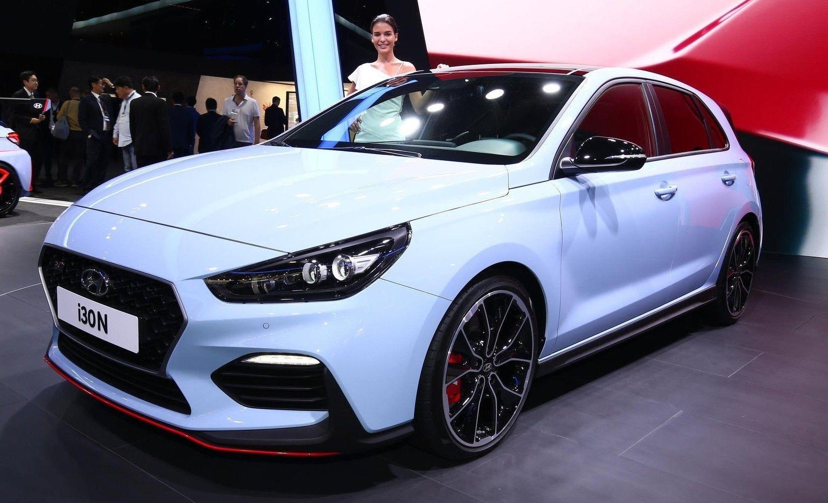 Tri nova Hyundai modela na sajmu automobila u Frankfurtu
