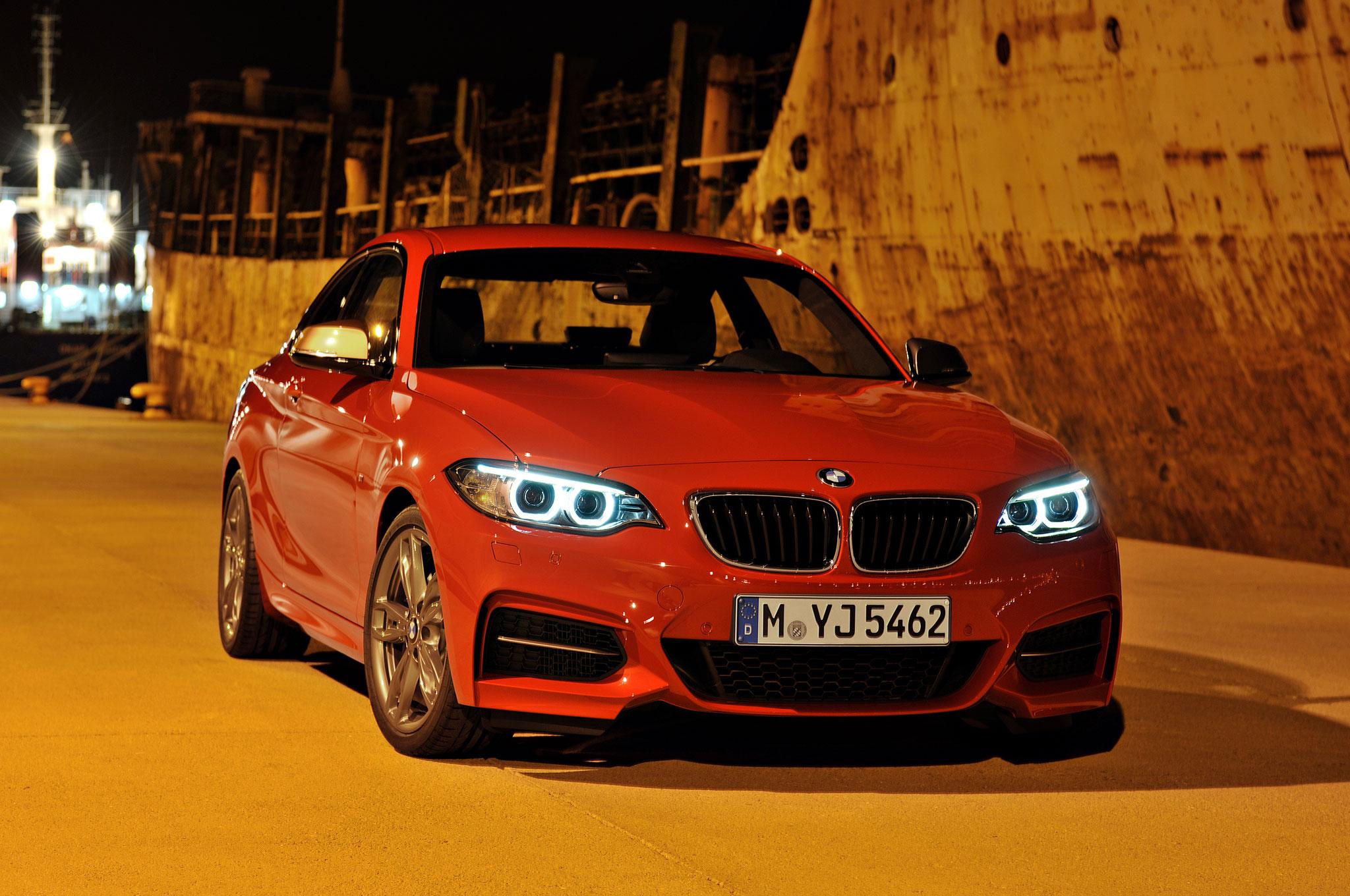 BMW serije 2 kupe – I u novoj generaciji zadnji pogon (nadamo se)