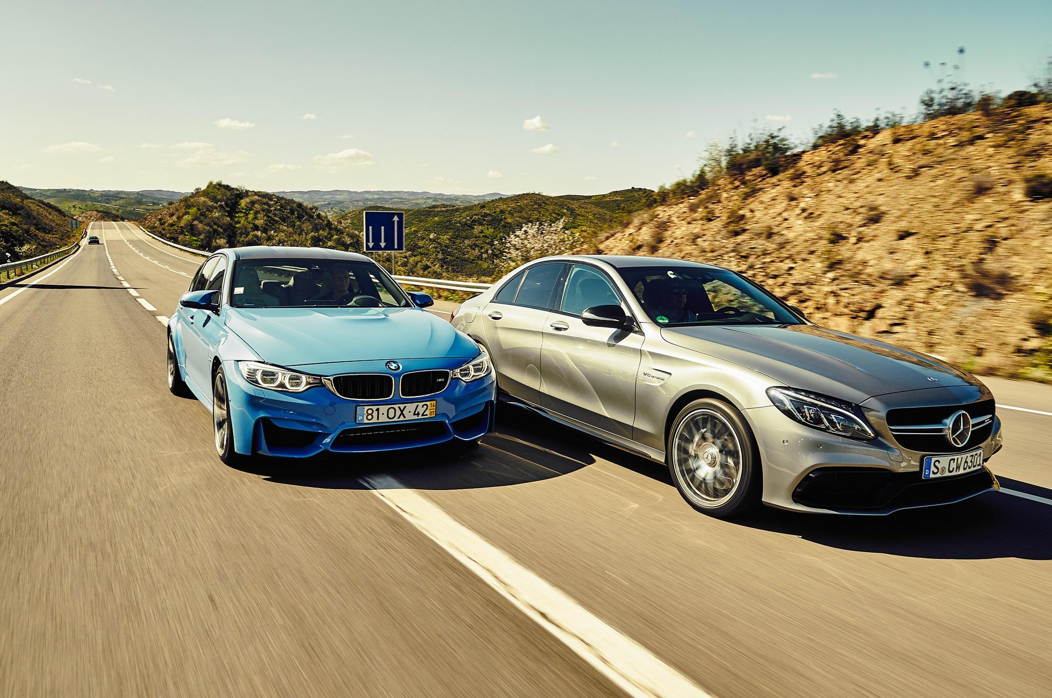 Najbolji avgustovski komentar čitalaca: Večita borba Mercedes vs BMW