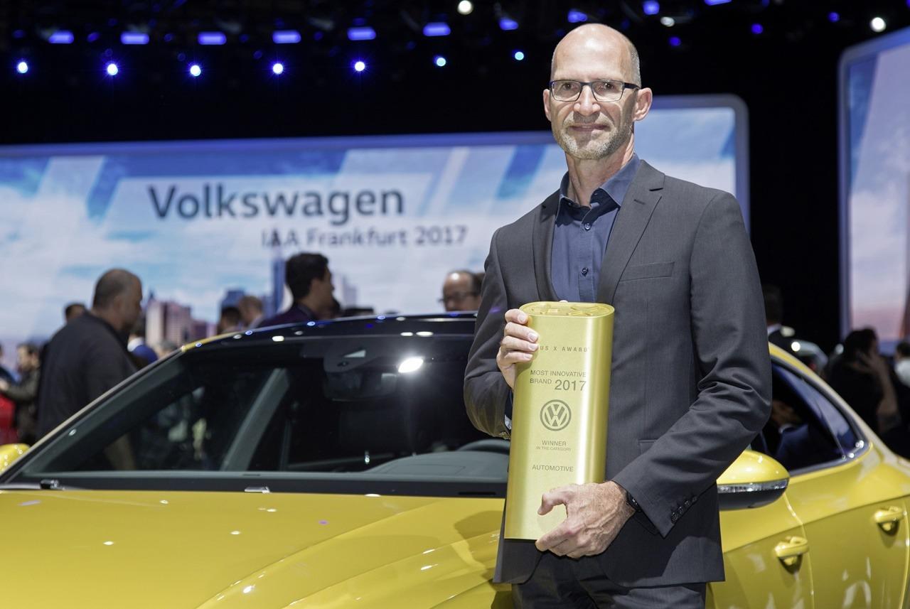 Volkswagen dobio nekoliko priznanja u Frankfurtu
