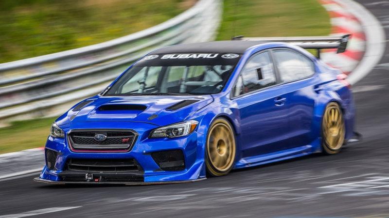 Subaru WRX STI Type RA NBR – kompletan rekordni krug na Nirburgringu (video)