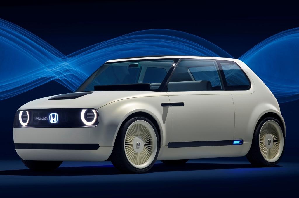 Honda Urban EV koncept