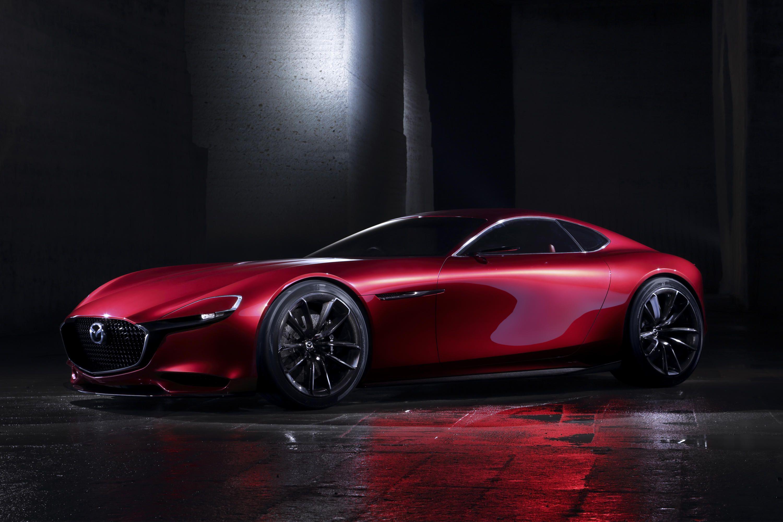 Mazda u Tokiju predstavlja novi koncept sa rotacionim motorom