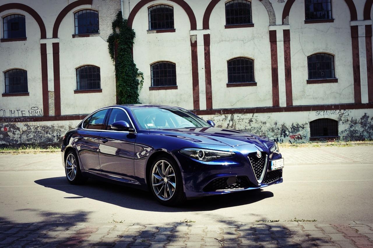 Alfa Romeo – odloženo lansiranje sedana iz E segmenta