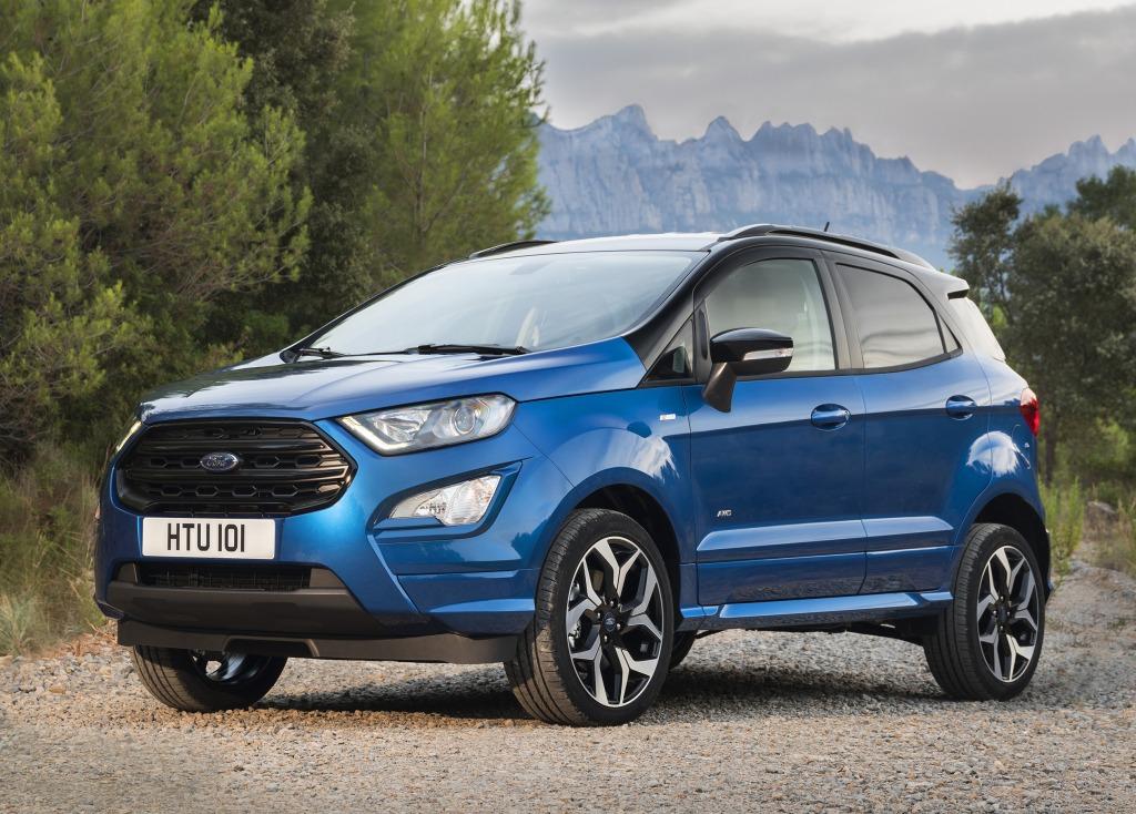 Ford EcoSport (2018.)