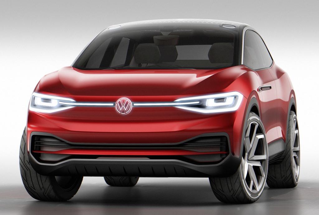 Volkswagen I.D. Crozz koncept
