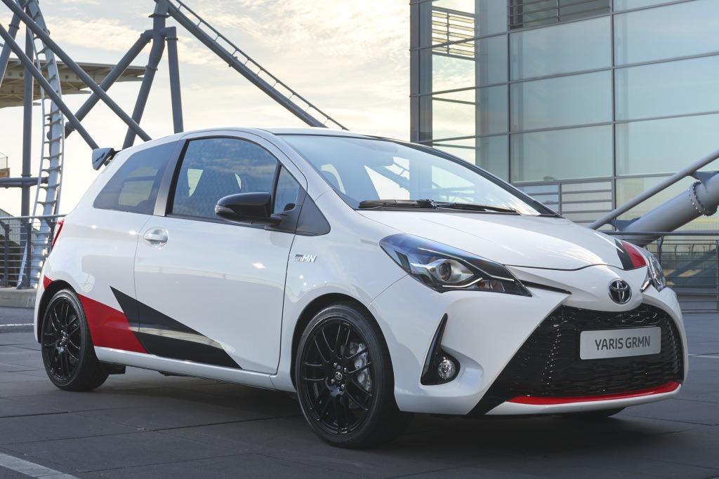 Toyota Yaris GRMN (2018.)