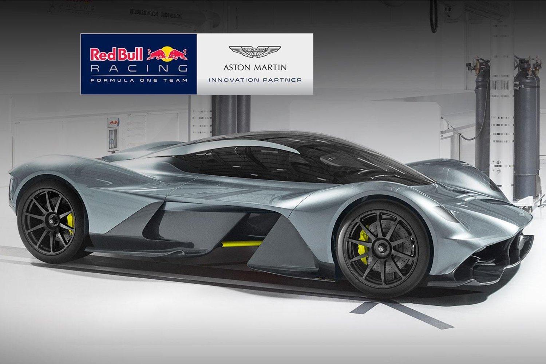 Aston Martin postaje generalni sponzor Red Bull Racinga