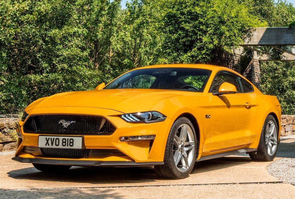 Ford Mustang za Evropu (2018.)