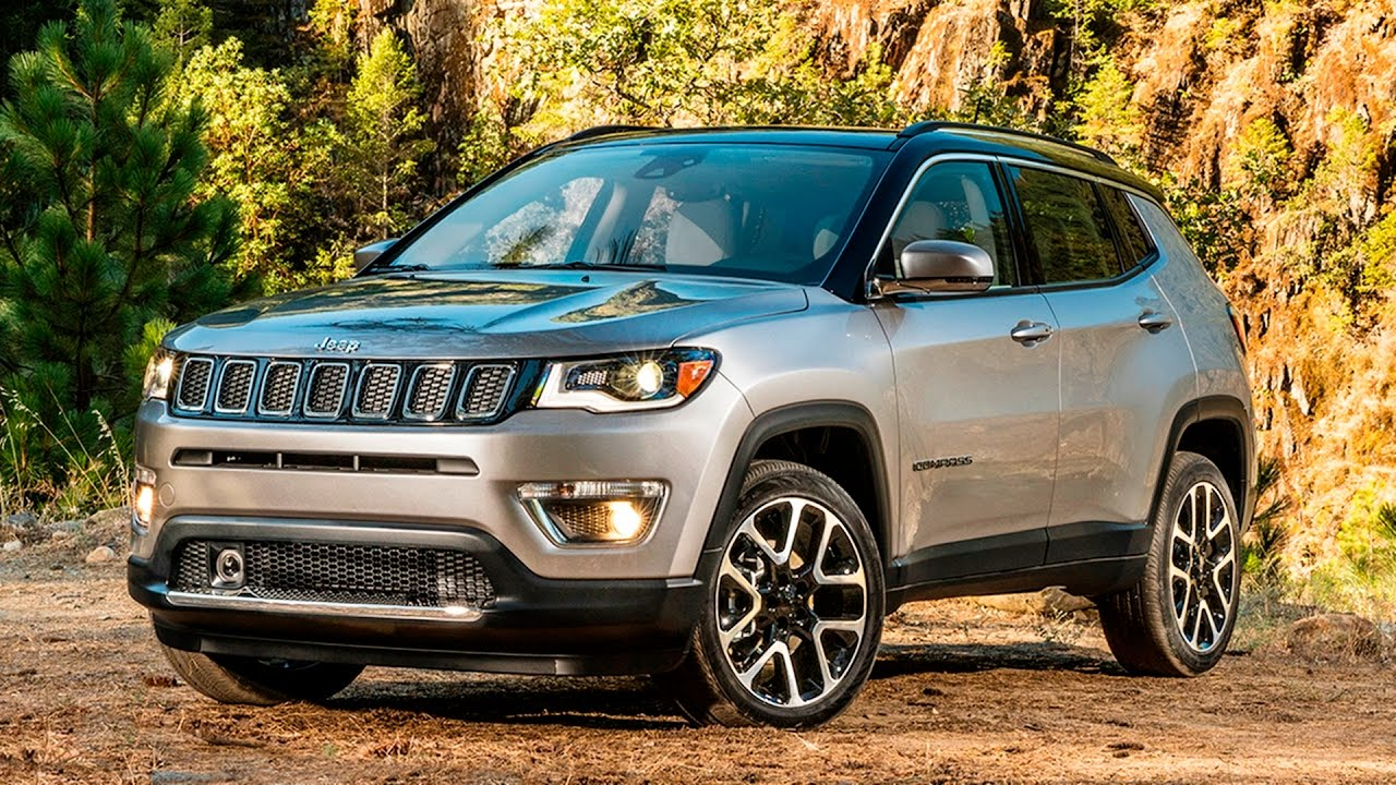 Jeep U00ae Compass Dobio Maksimalnih 5 Zvezdica Na Euroncap Testu