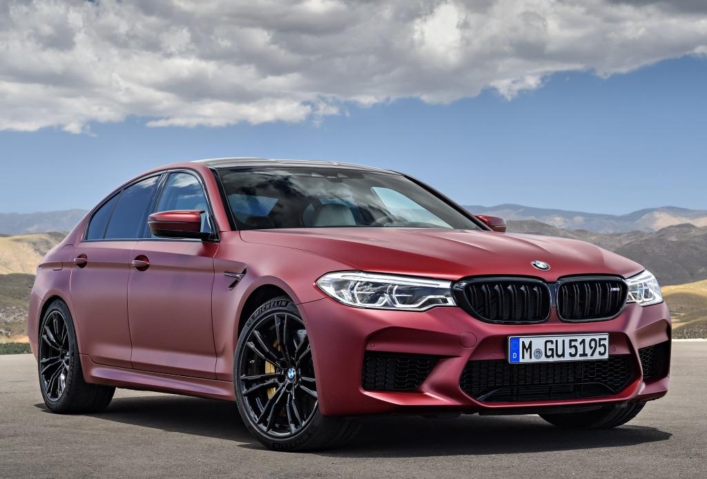 BMW M5 (2018.)