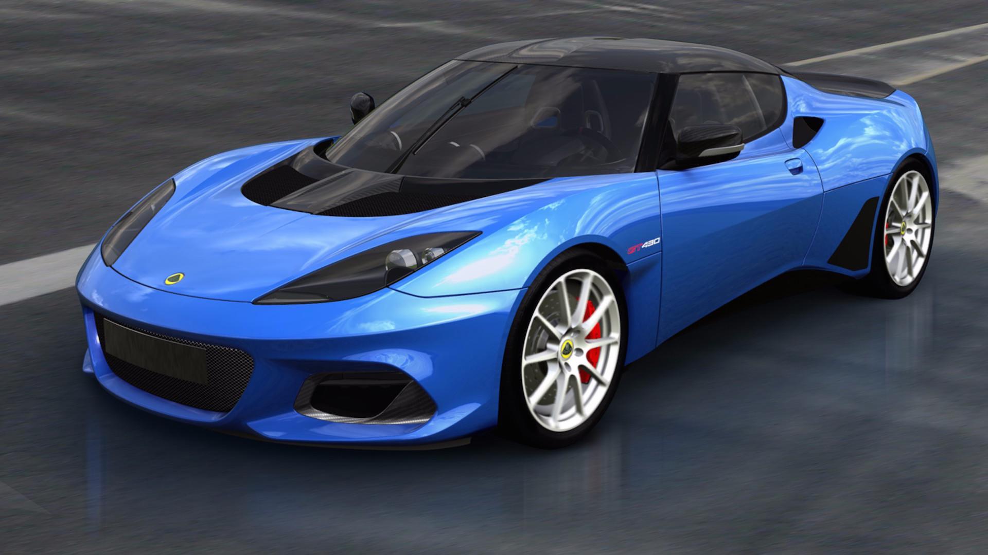 Lotus Evora GT430 Sport – najbrži serijski model marke ikada