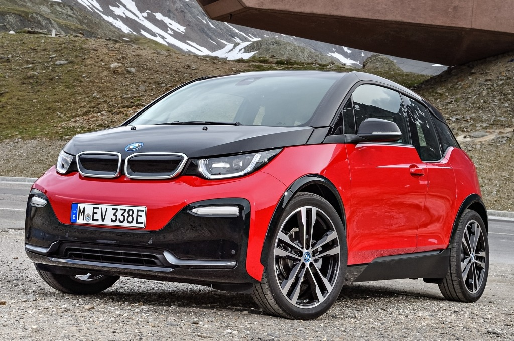 BMW i3/i3s (2018.)