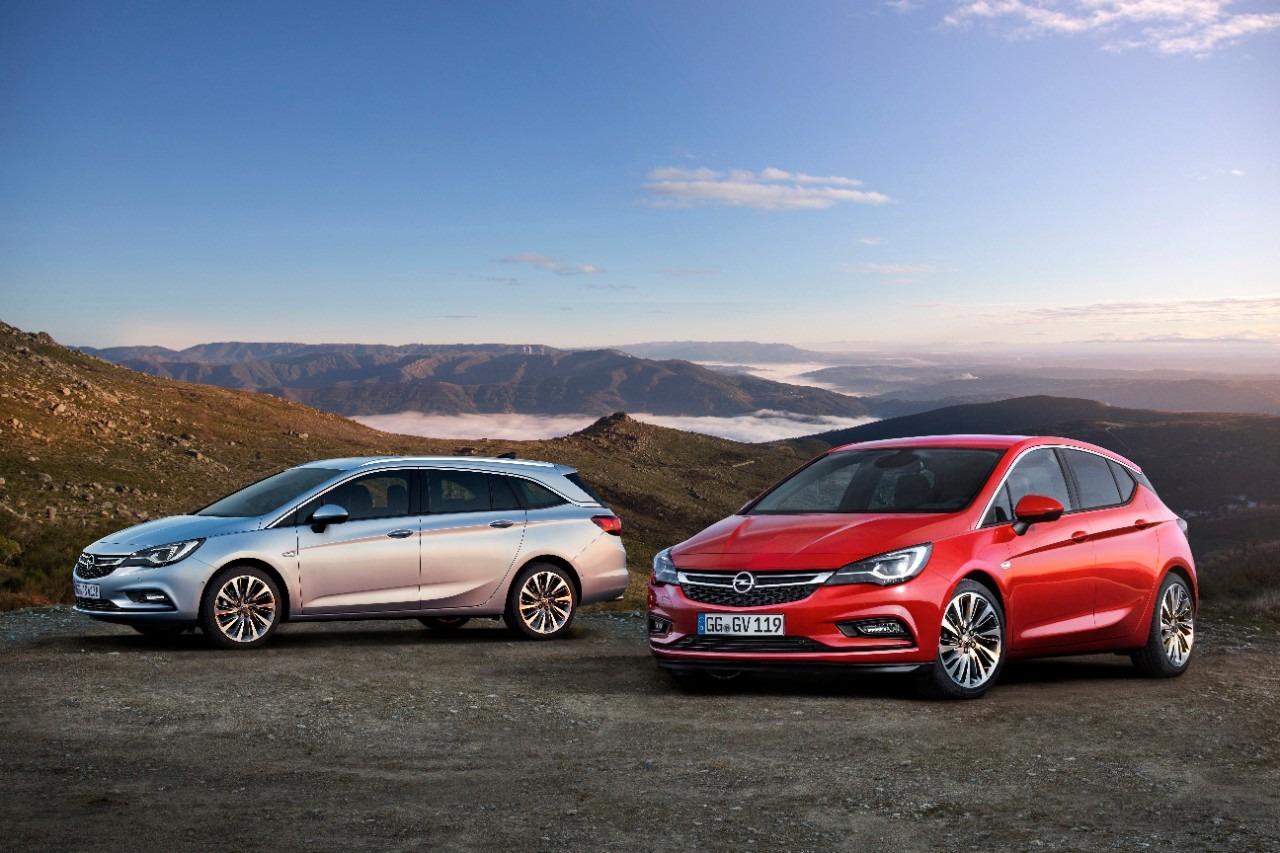 Opel Astra ostvarila pola miliona porudžbina