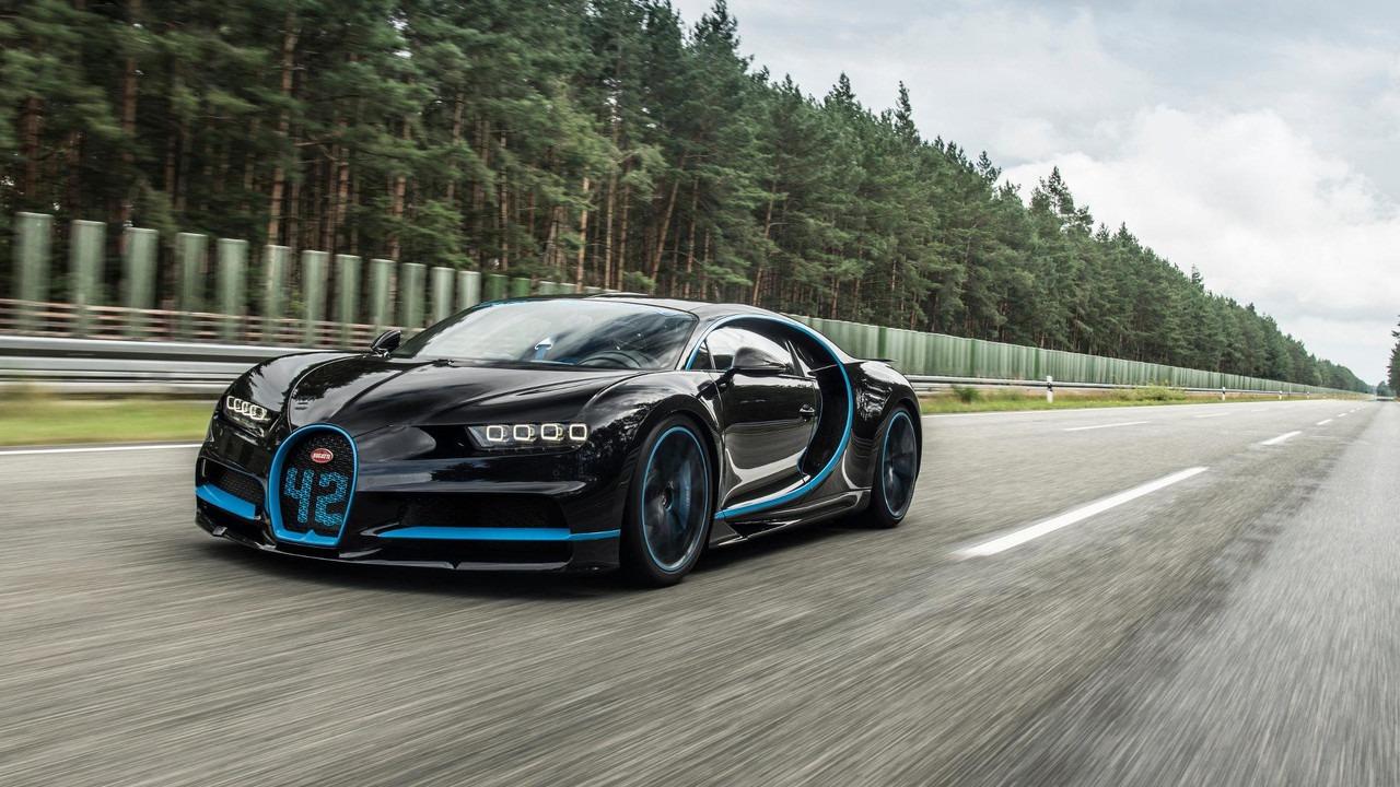 Bugatti Chiron i Huan Pablo Montoja: 0-400-0 km/h za 42 sekunde