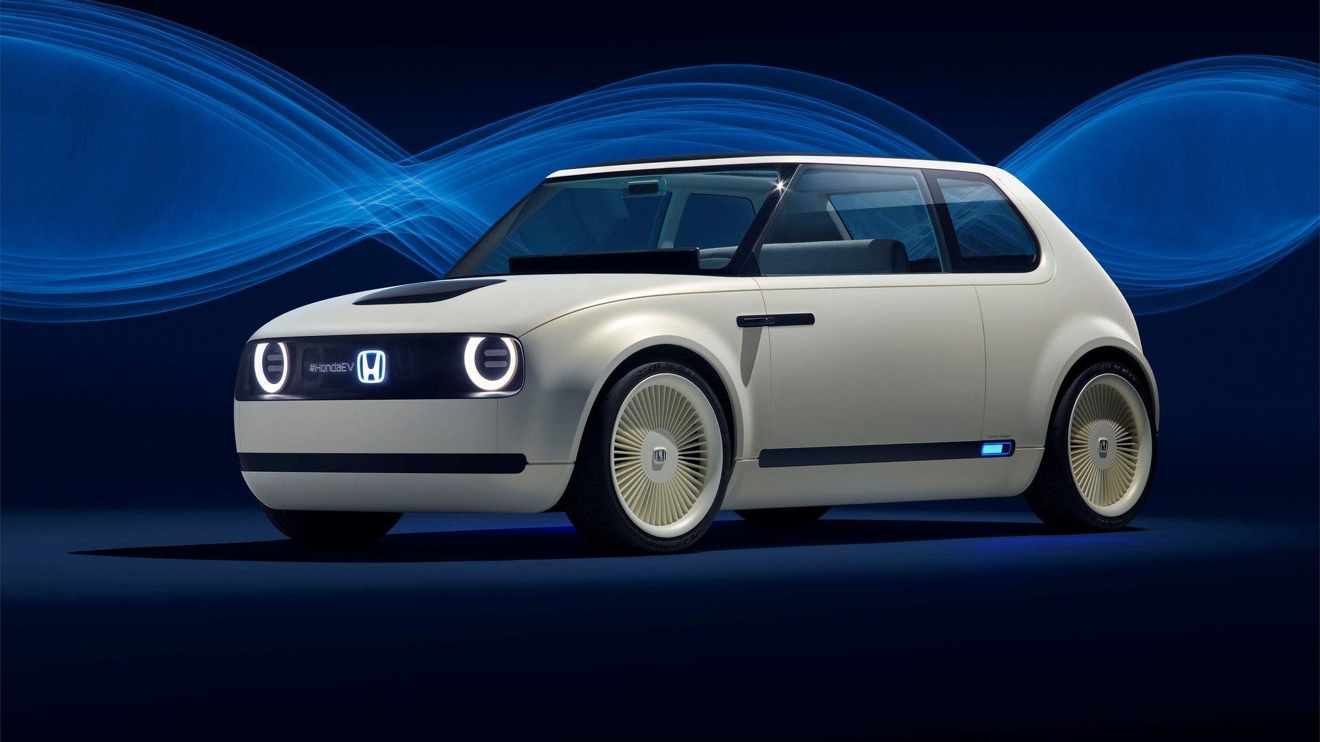 Honda Urban EV koncept – Frankfurt 2017. (galerija)