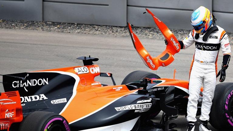 McLaren i Honda – sporazumni raskid