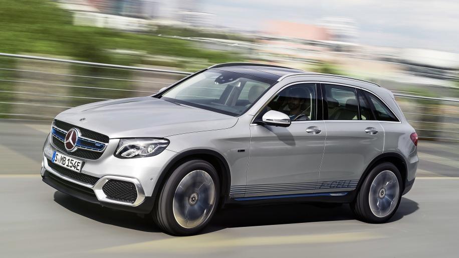 Mercedes-Benz GLC F-Cell (galerija)