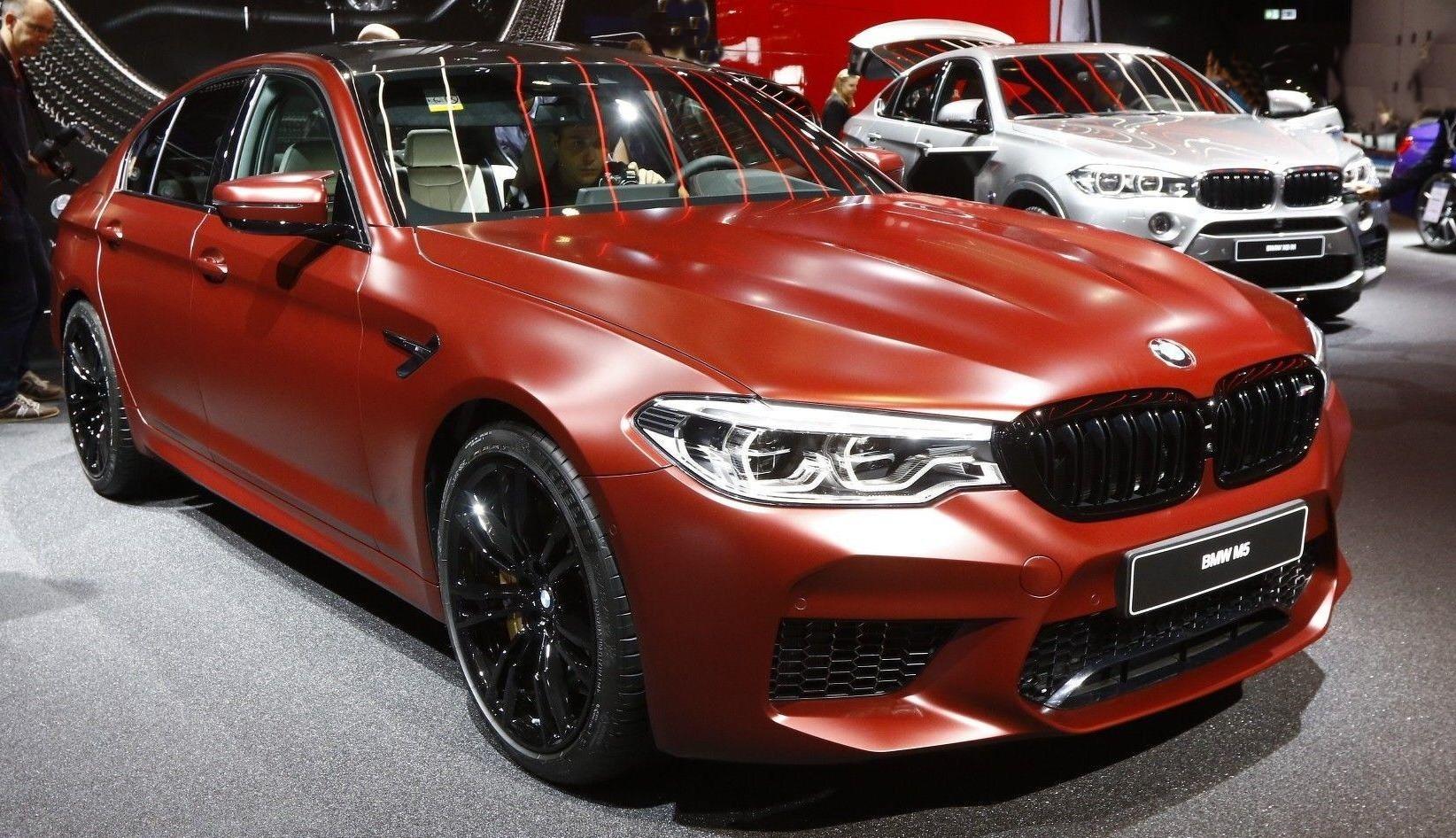 BMW M5 (galerija)