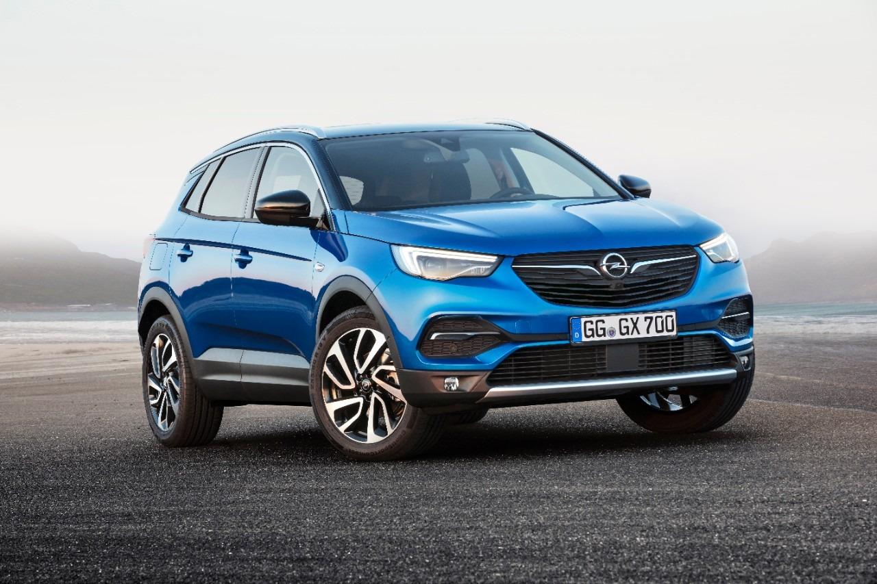Euro NCAP: pet zvezdica za novi Opel Grandland X