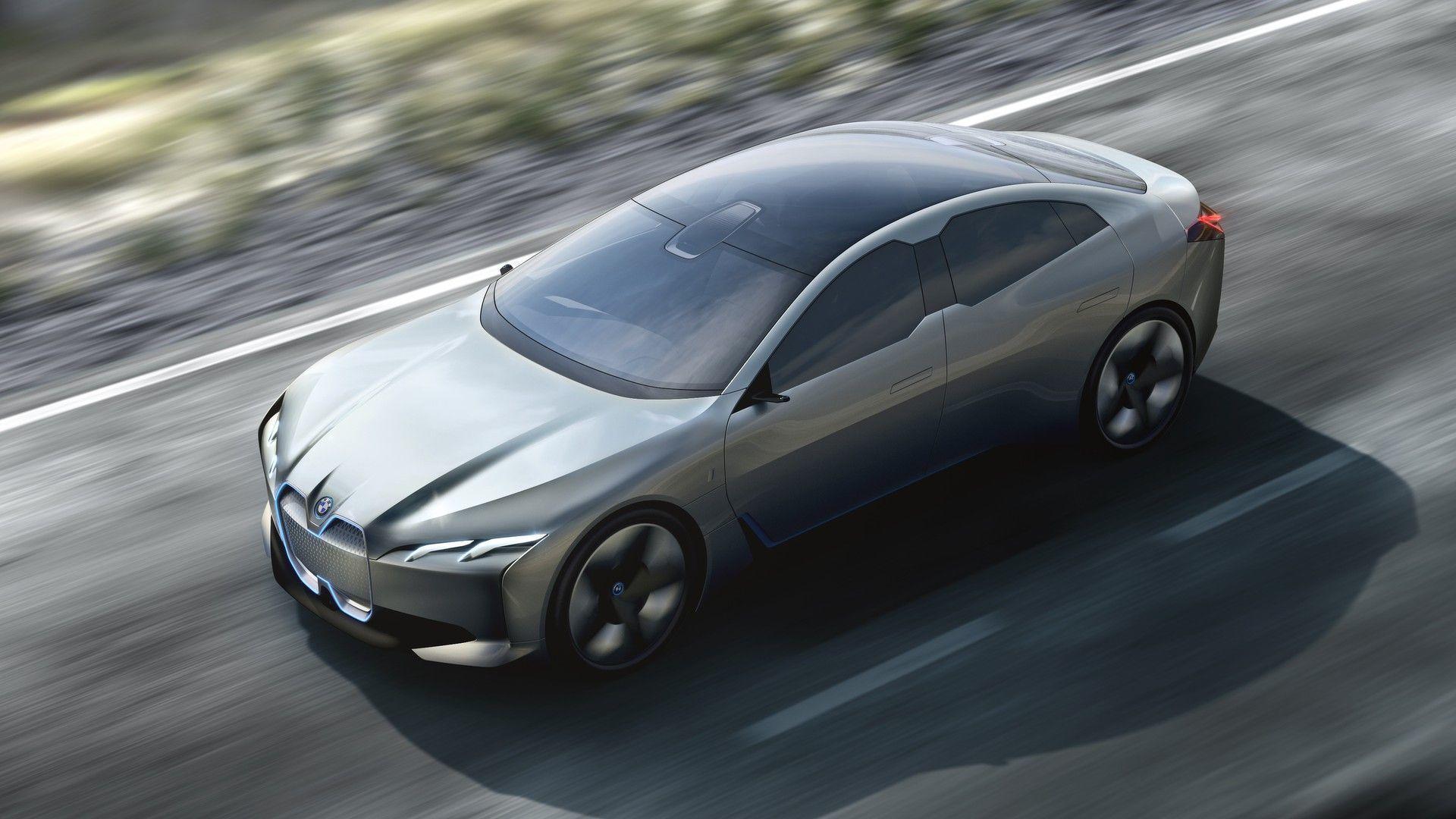BMW i Vision Dynamics koncept – Frankfurt 2017. (galerija)