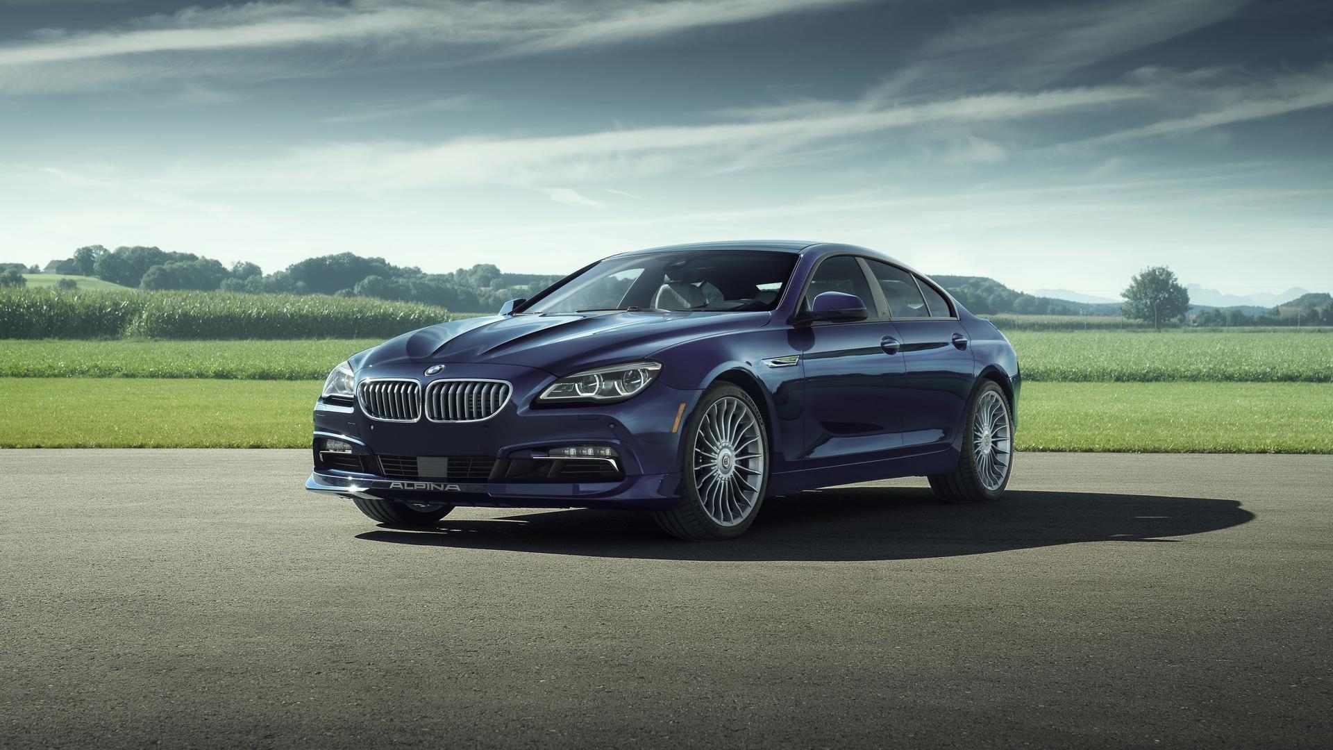BMW i Alpina kreirali jedinstveni B6 Gran Coupe (galerija)