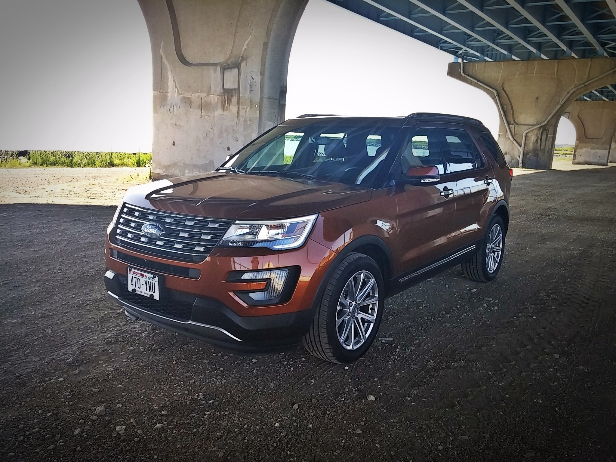 Ford Explorer Limited – Dežurni krivac