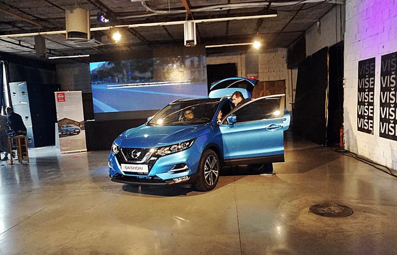 Nissan Qashqai ponovo među Srbima