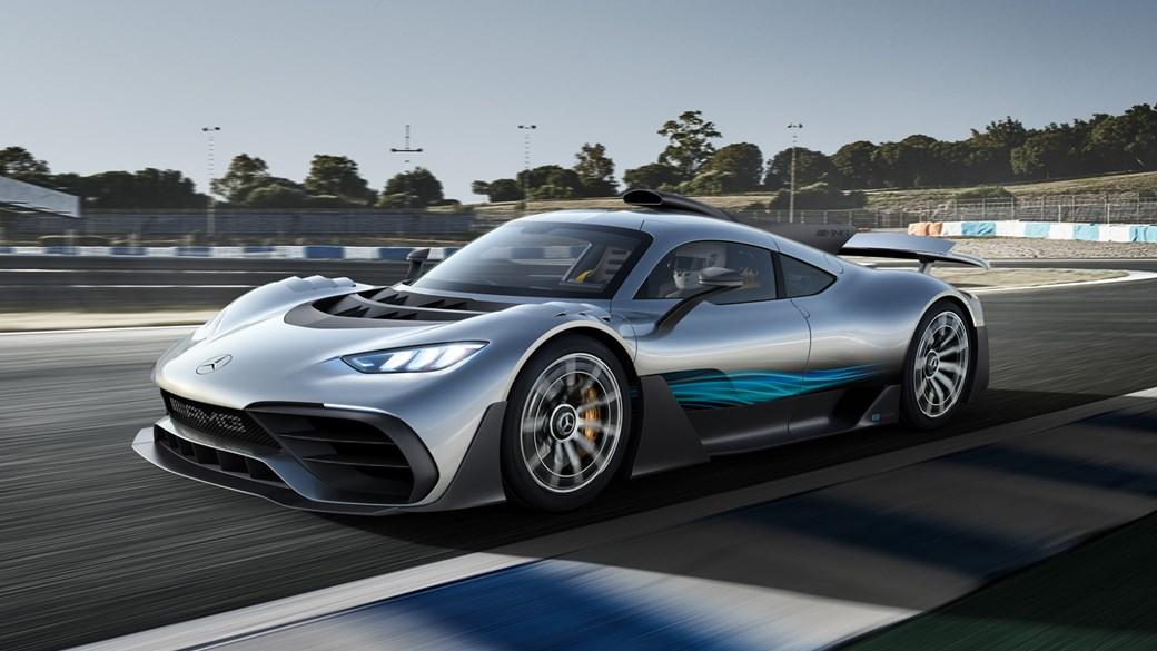 Mercedes-AMG Project One i zvanično (galerija)