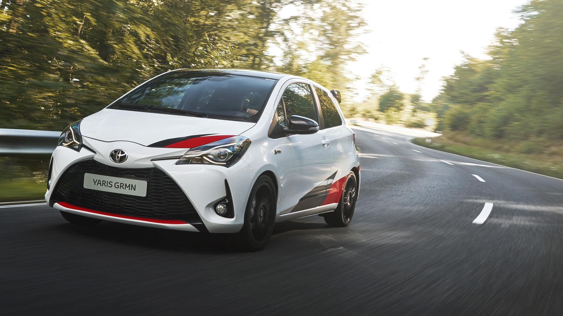 Toyota Yaris GRMN – japanska zoljica