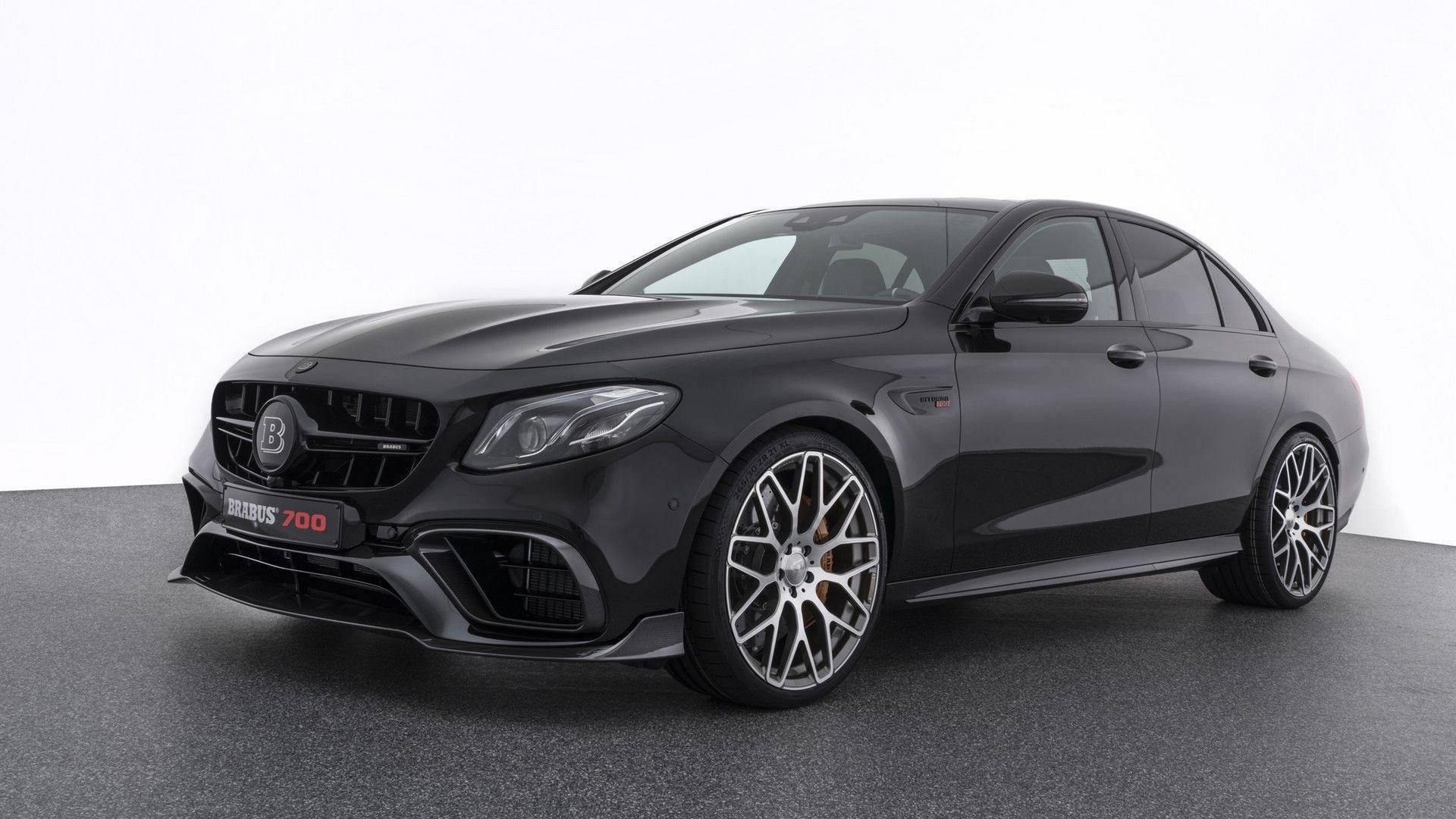 Brabus – konverzija Mercedes-AMG E63 sa 700 ks