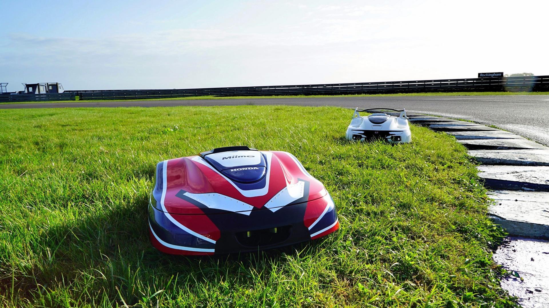 Autonomna električna Honda Type R je tu