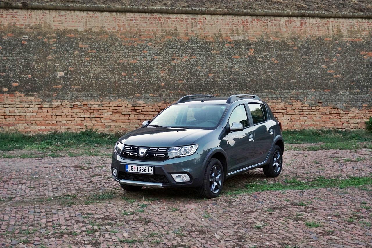Dacia Sandero Stepway 1.5 dCi 90 Freedom – Praktik fantastik