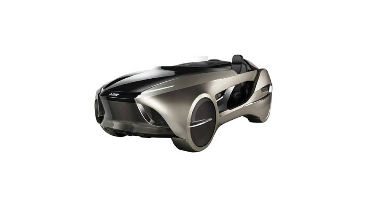 Mitsubishi Emirai 4 koncept – demonstracija budućnosti