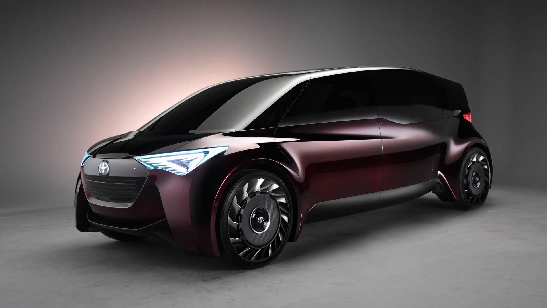Toyota Fine-Comfort Vehicle koncept (galerija)