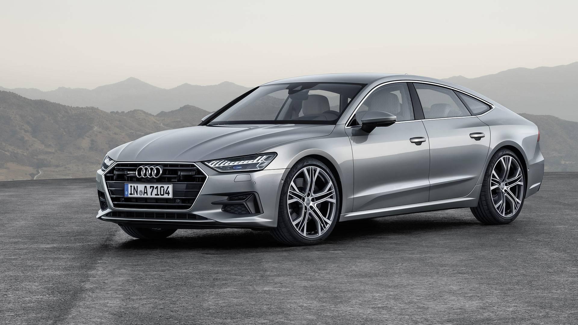 Novi Audi A7  (galerija)