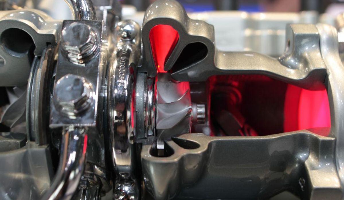 Turbo punjač na svakom cilindru posebno?
