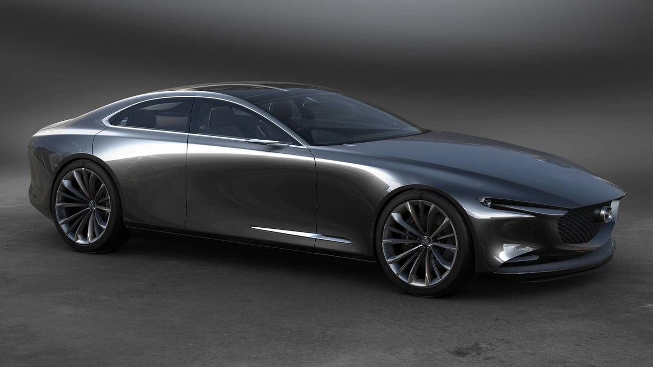 Mazda Vision Coupe Concept (galerija)
