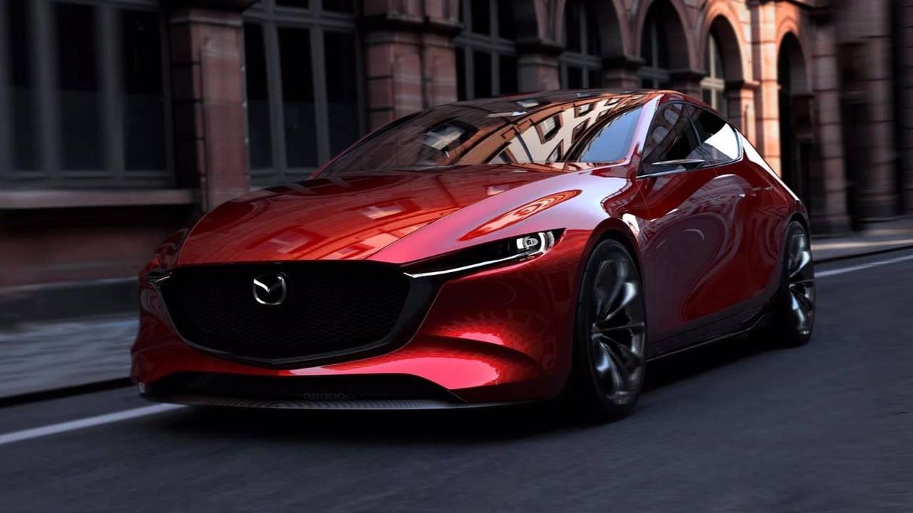 Mazda Kai koncept – prethodnica Mazde3 (galerija)