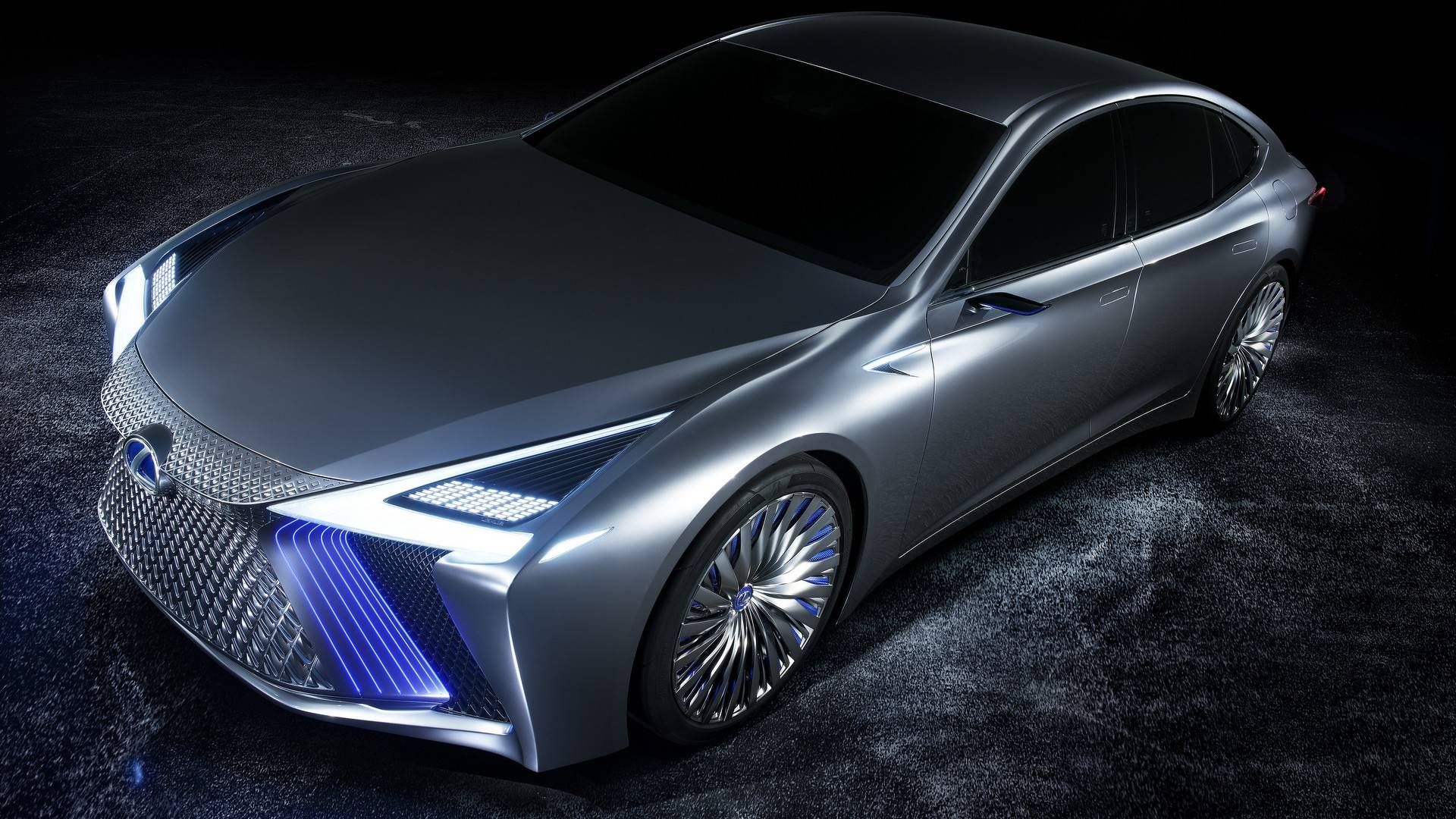 Lexus LS+ Concept (galerija i video)