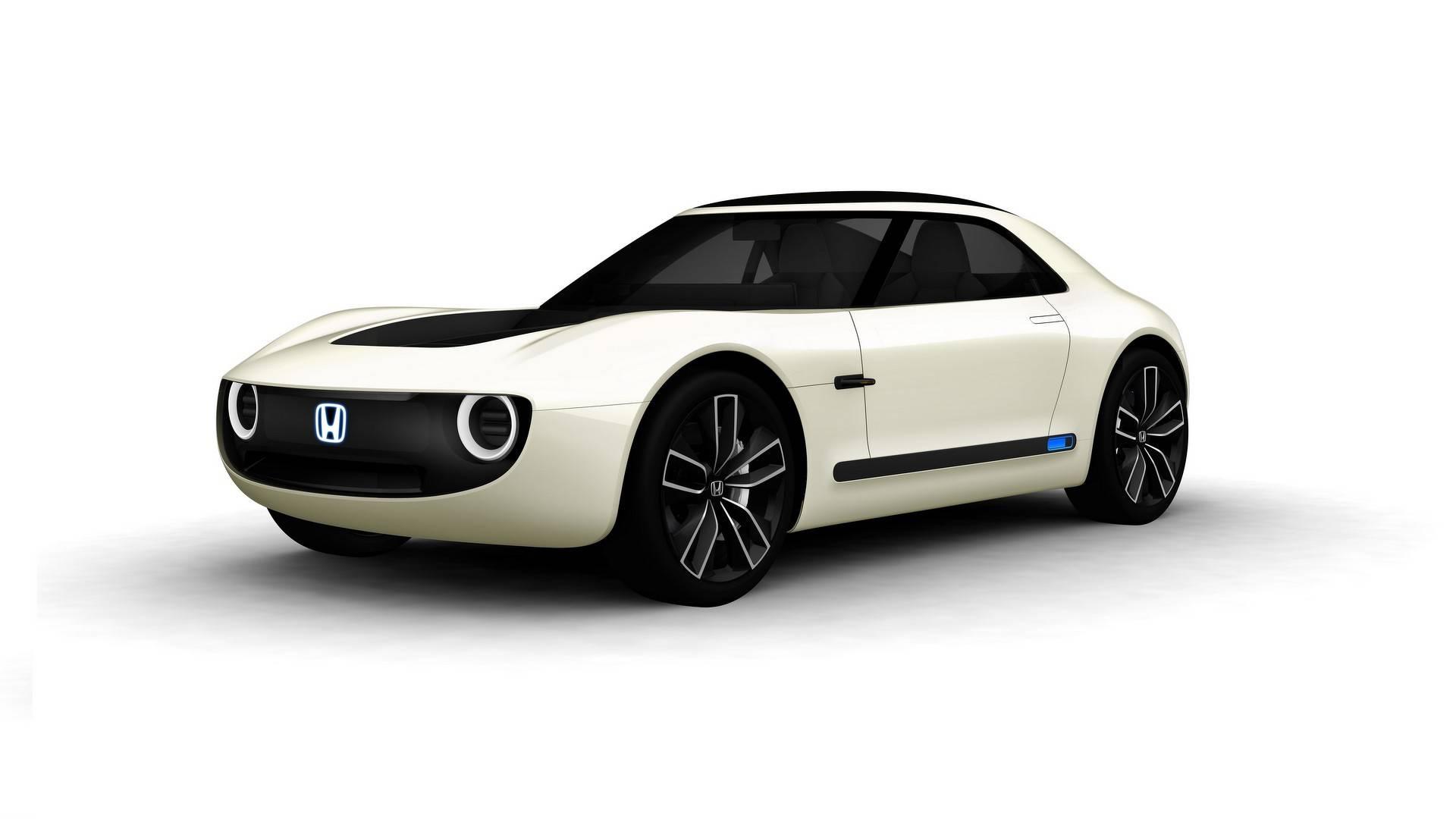 Honda Sports EV Concept (video)