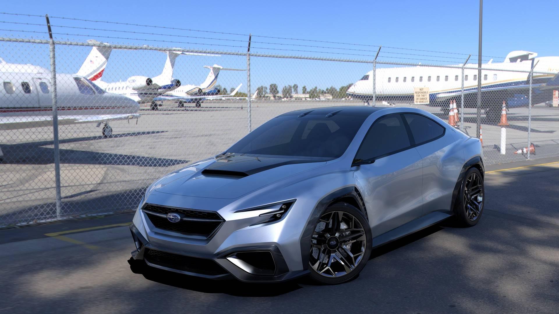 Subaru Viziv Performance koncept (galerija)