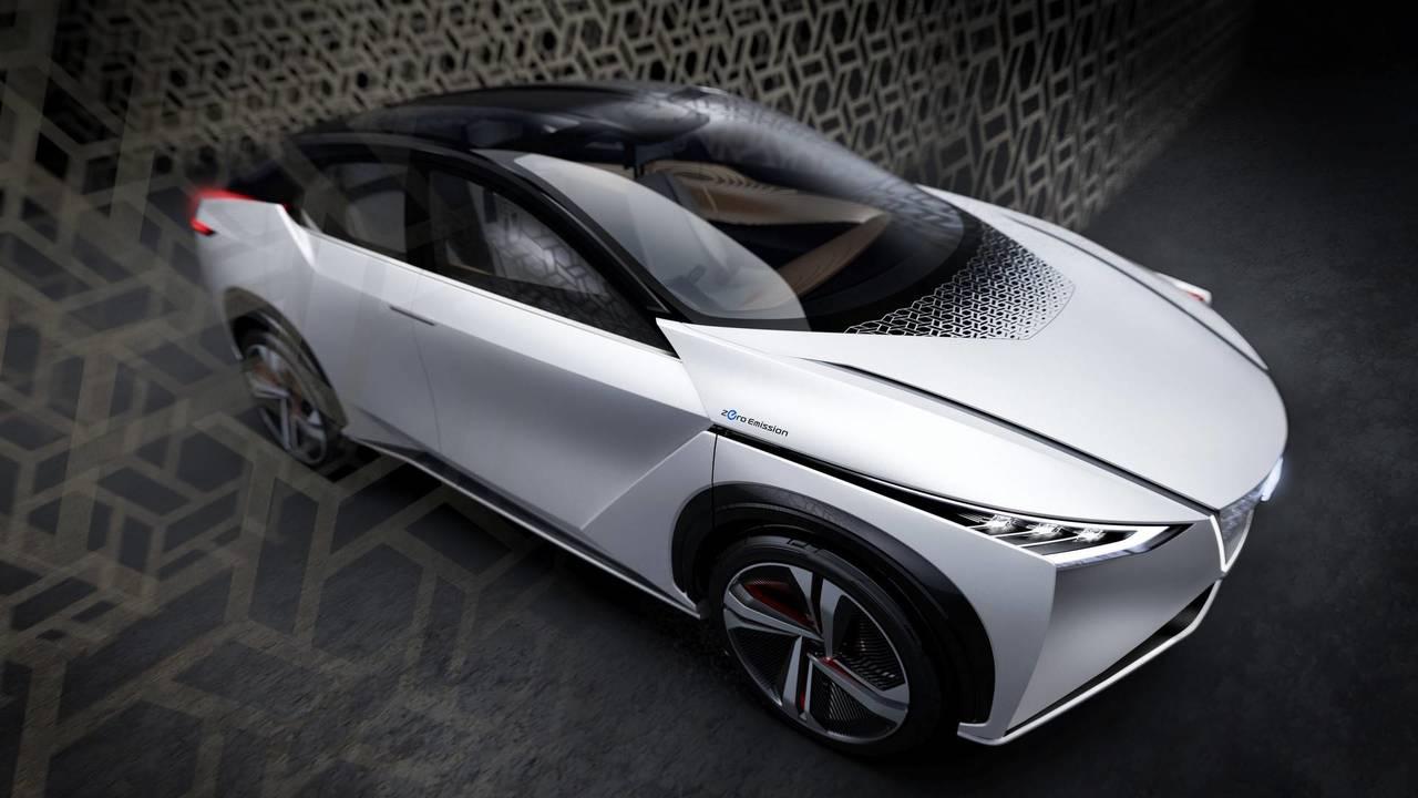 Nissan IMx koncept (video i galerija)