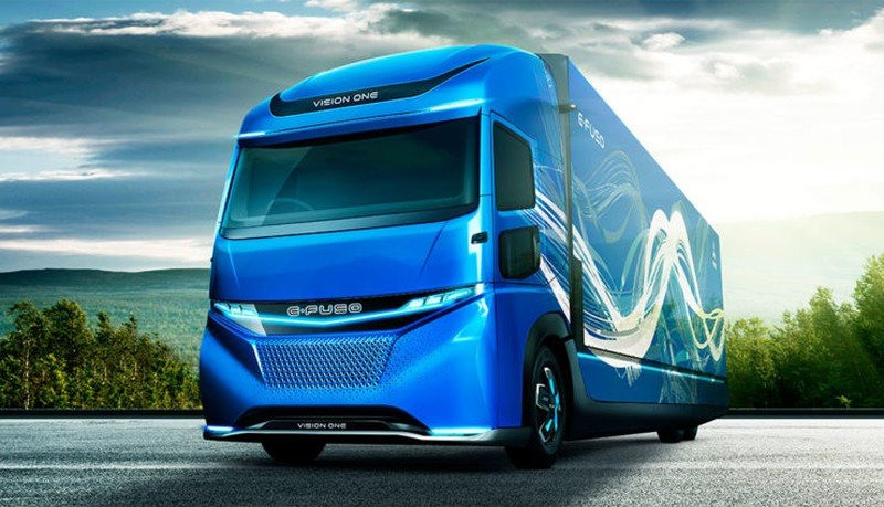 Daimler Trucks sa Mitsubishi Fuso Truck predstavio električni šleper