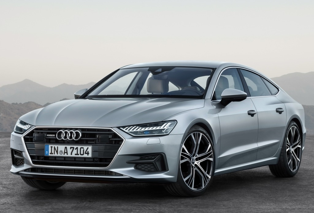 Audi A7 (2018.)