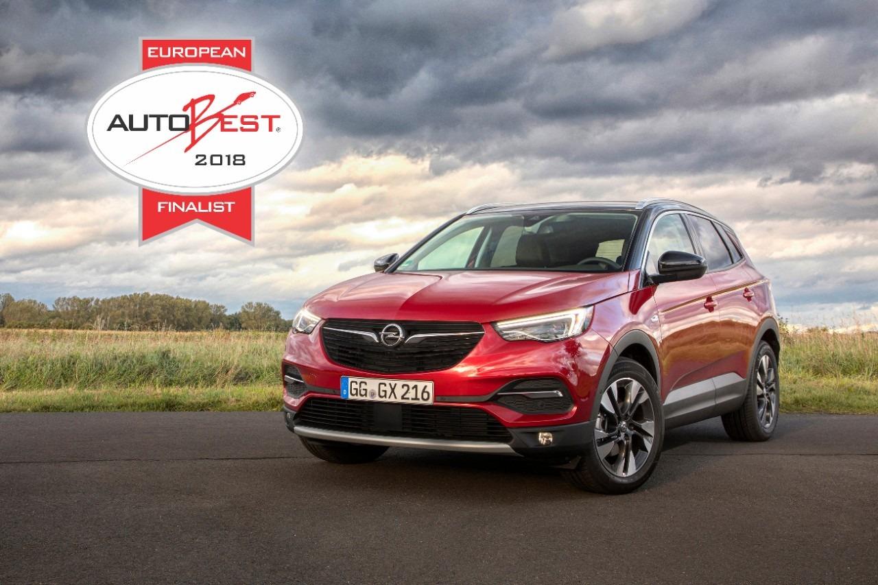 Novi Opel Grandland X ušao AUTOBEST finalnih šest